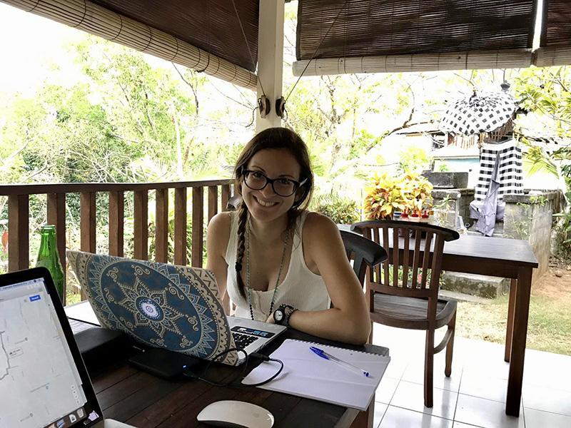 lavorare come nomade digitale