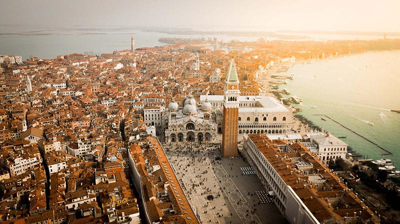 visitare venezia a piedi