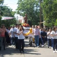 San Vicente Grossi, «desde el fin del mundo»