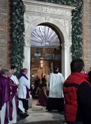 Apertura dlla Porta Santa del Duomo di Lodi