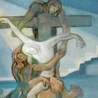 La deposizione di Gesù dalla Croce