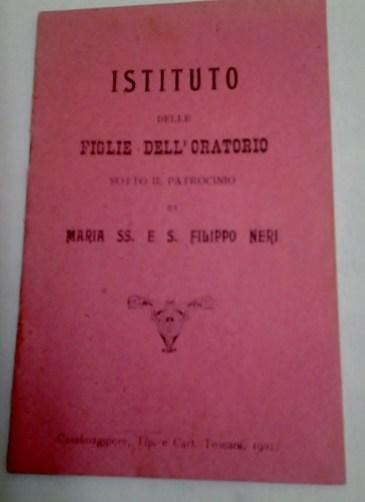 costituzioni 1901