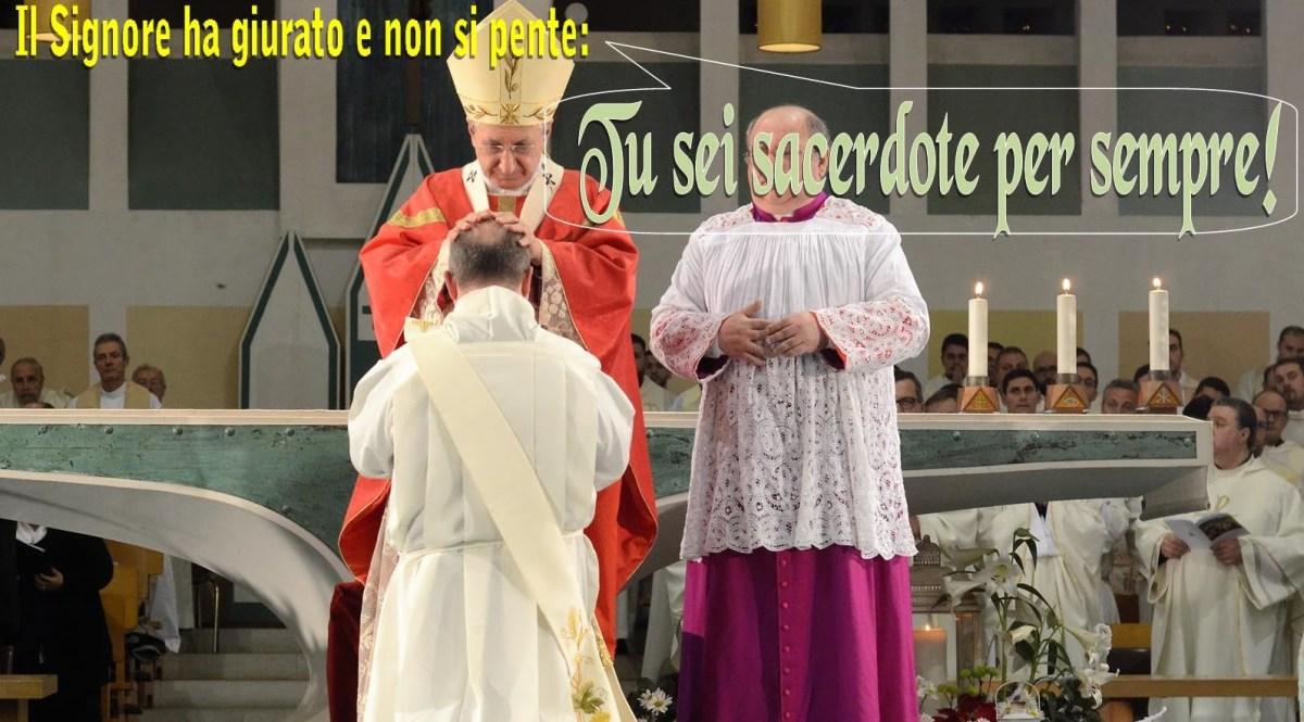22 maggio 1869: Tu sei sacerdote in eterno!