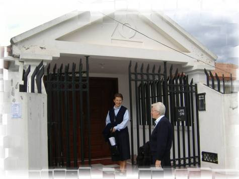 la casa di Quito