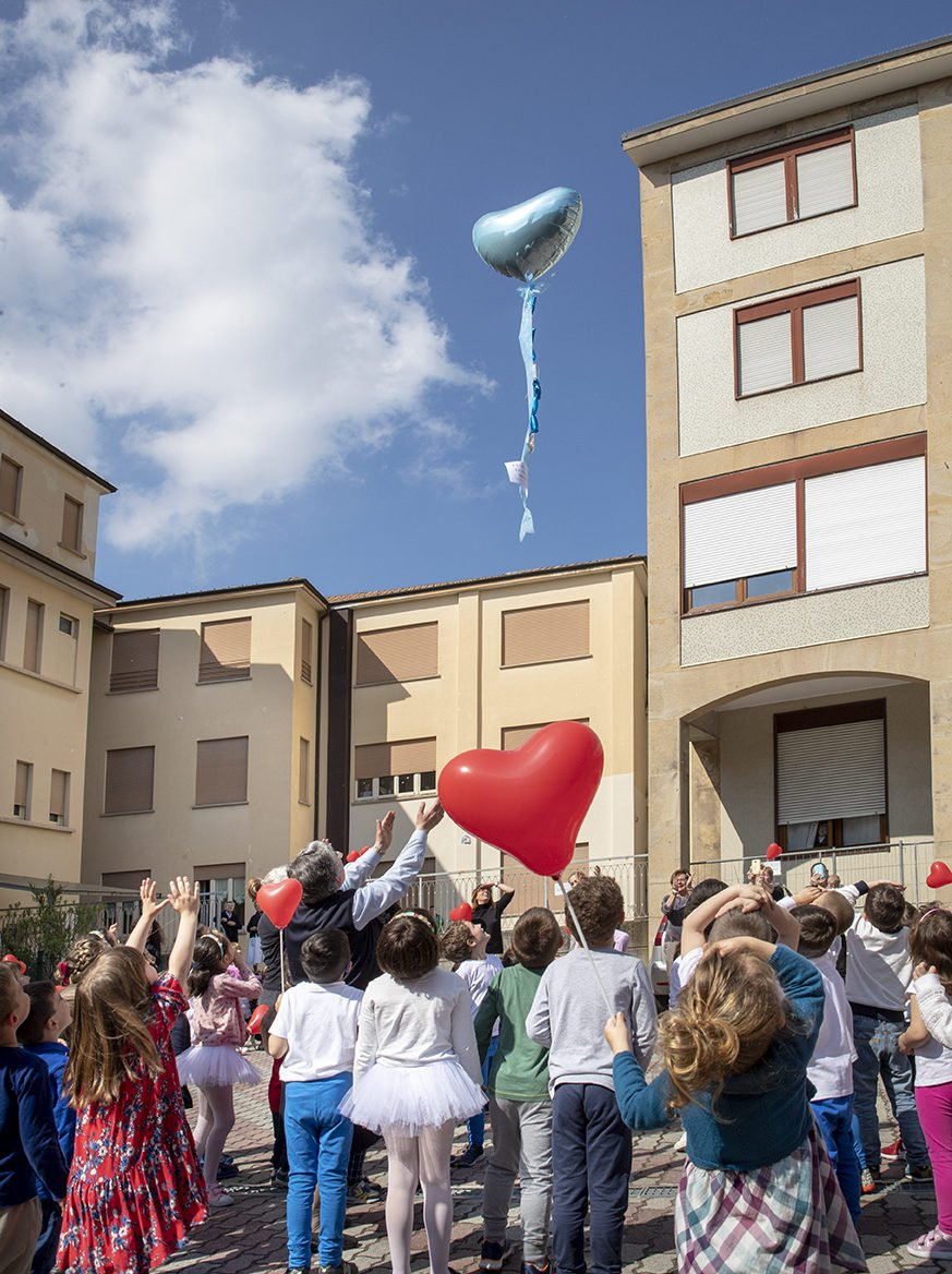 Festa nella Scuola dell'Infanzia Scaglioni