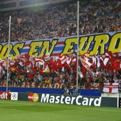 Luque y el Frente Atlético