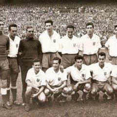1956: la final de la camiseta blanca