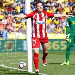 De repente, el gol (0-5)