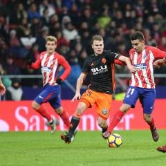 Puntos vitales con gol de Correa (1-0)