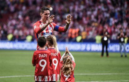 Torres con sus hijos. Foto: Rubén de la Fuente