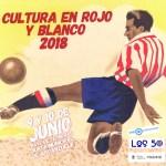 El festival Cultura en Rojo y Blanco se celebrará el 9 y 10 de junio en la Nave de Terneras de Madrid