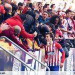 Las mejores imágenes del Atleti-Alavés