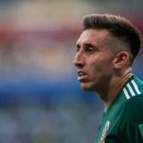 Héctor Herrera: feo, fuerte y formal