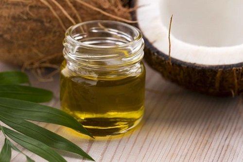aceite de coco grasa panza