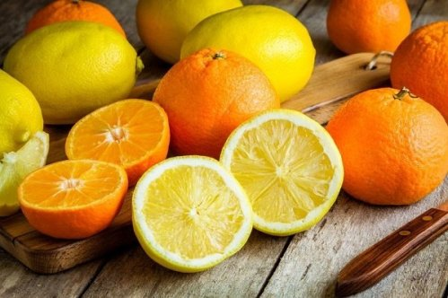 Bajar de peso en 7 días con limón Cítricos
