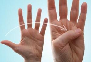 dor de artrite nas mãos atingindo o dedo