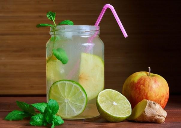 jugo desintoxicante para liberar toxinas del intestino