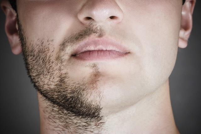 dejar que la barba crezca sola