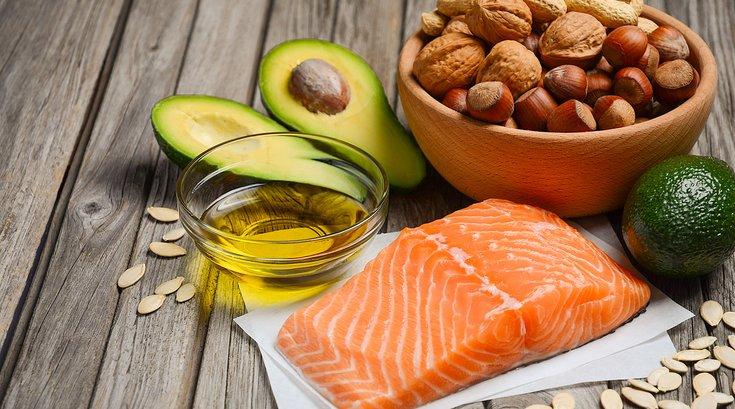mujeres de 40 con la dieta cetogénica
