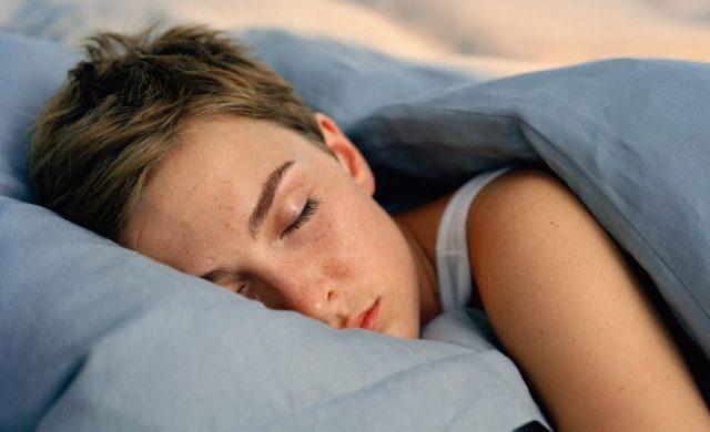 aliviar el dolor durmiendo