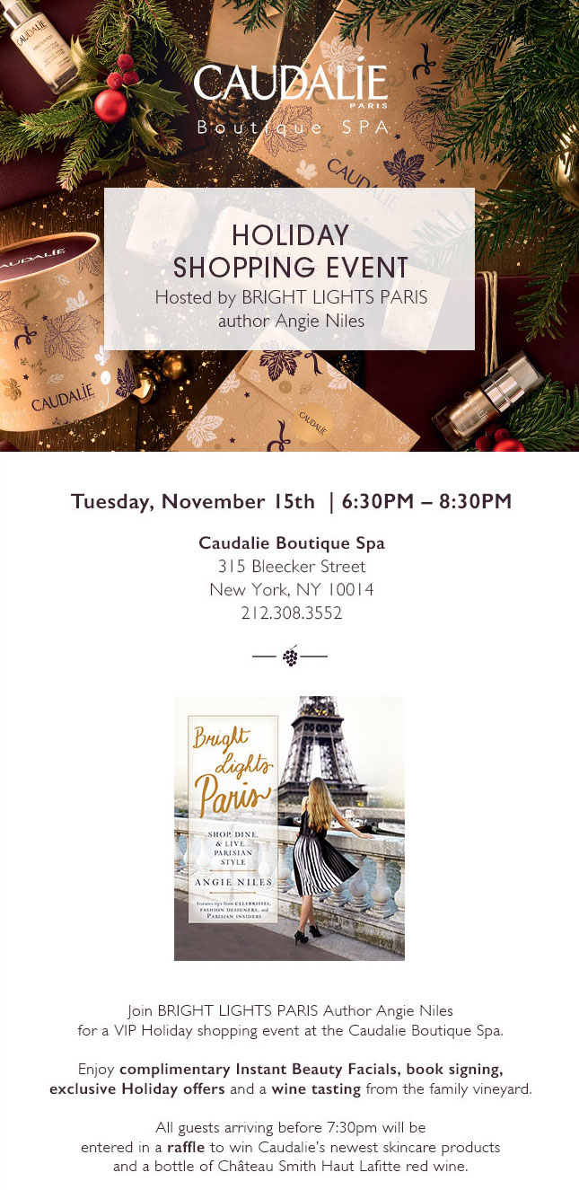 caudalie-holiday-party