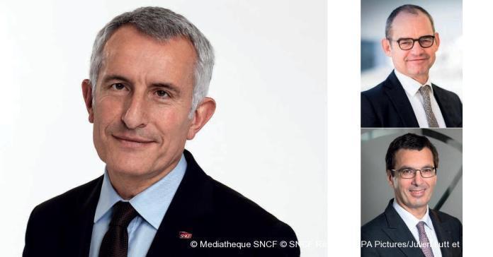 © Médiathèque SNCF © Réseau SNCF / Photos CAPA / Julien Lutt et © DR