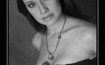 portrait d'Erika chanteuse colombienne