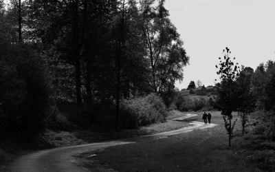 Les promeneurs