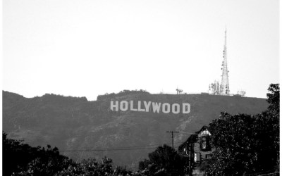 Une colline star de ciné