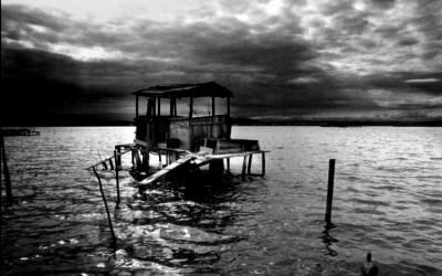 La maison sur l'étang