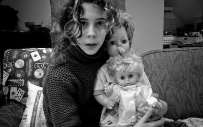 Trois poupées