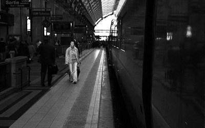 Un Train est passé …