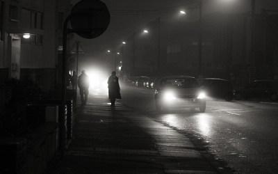 la nuit…