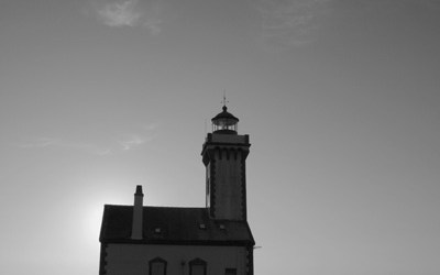 Belle Ile (phare des Poulains)