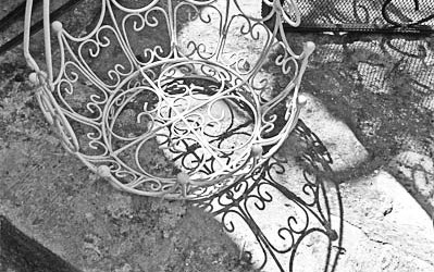 arabesques au jardin