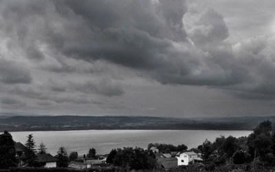 Lac de Morat-Murten Août 2009