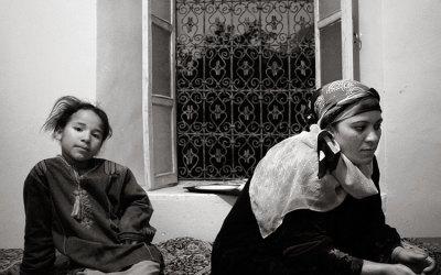 Khadija et Rachida