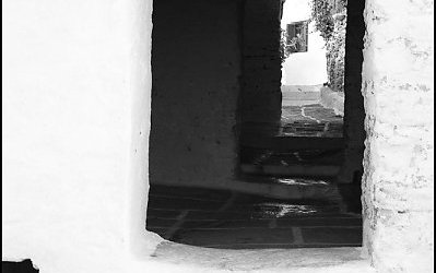 Chat du Kastro, Sifnos