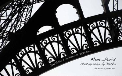 Mon….Paris