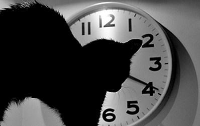 Le temps passe