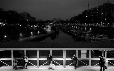 Scène en Seine