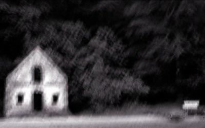 La maison fantôme