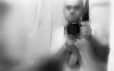 Autoportrait dans le miroir