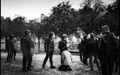 Nantes – France – 22-10-2012 [manifestation un toit pour toutes et tous]