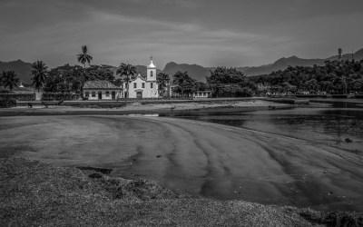 Eglise en bord de mer