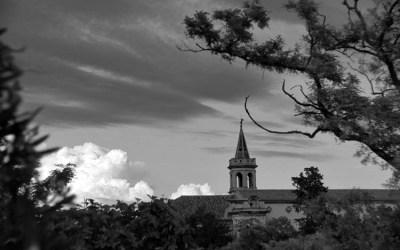 Le clocher…