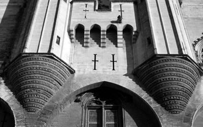 Le Balcon du Pape…