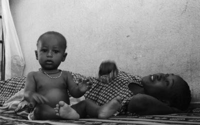 Abdoul, petit Burkinabais