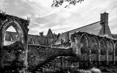 Abbaye de Beauport (Côtes d'Armor)