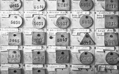A la mine (5) des noms, des numéros …